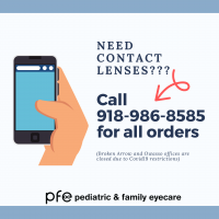 Contact Lenses Order